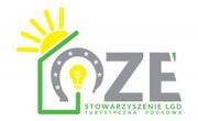 logo projketu OZE