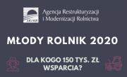 logo programu Młody Rolnik