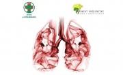 logo programu Profilaktyki Raka Płuc