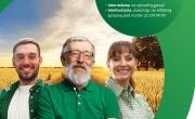 plakat Spis Rolny 2020
