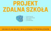 logo projektu Zdalna Szkoła
